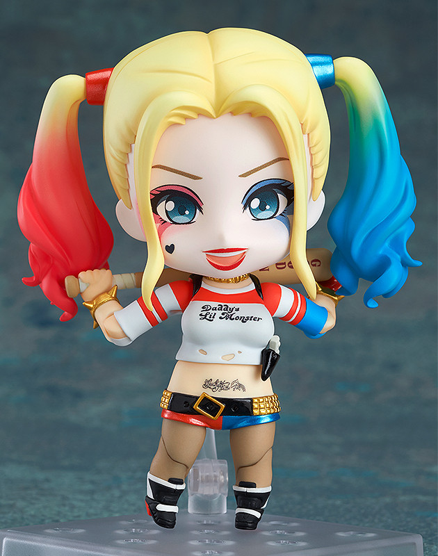 Nendoroid Harley Quinn Suicide Edition GSC pre 01