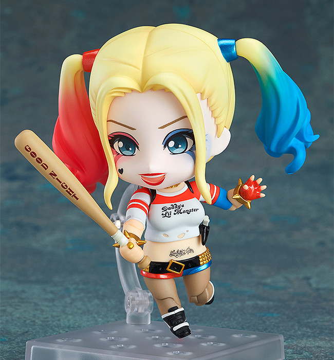 Nendoroid Harley Quinn Suicide Edition GSC pre 02