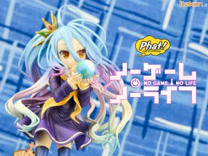 No Game No Life: Shiro 1/7 di Phat Company – Recensione
