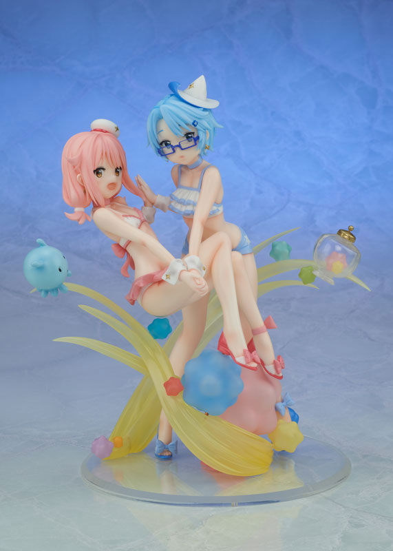Subaru & Aoi Swimsuit FLARE preorder 03