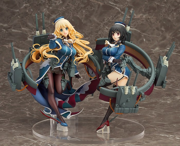Atago & Takao: Heavy Armament ver.