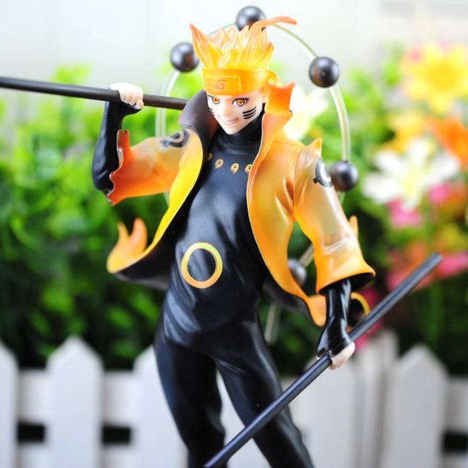 Uzumaki Naruto Rikudou Sennin Mode - MegaHouse - Rubrica AntiBootleg - Foto 05
