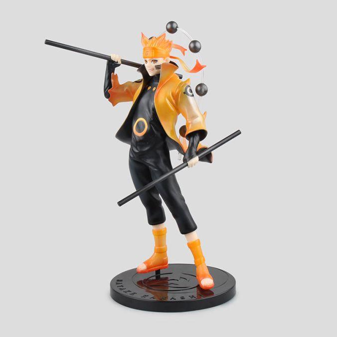 Uzumaki Naruto Rikudou Sennin Mode - MegaHouse - Rubrica AntiBootleg - Foto 08