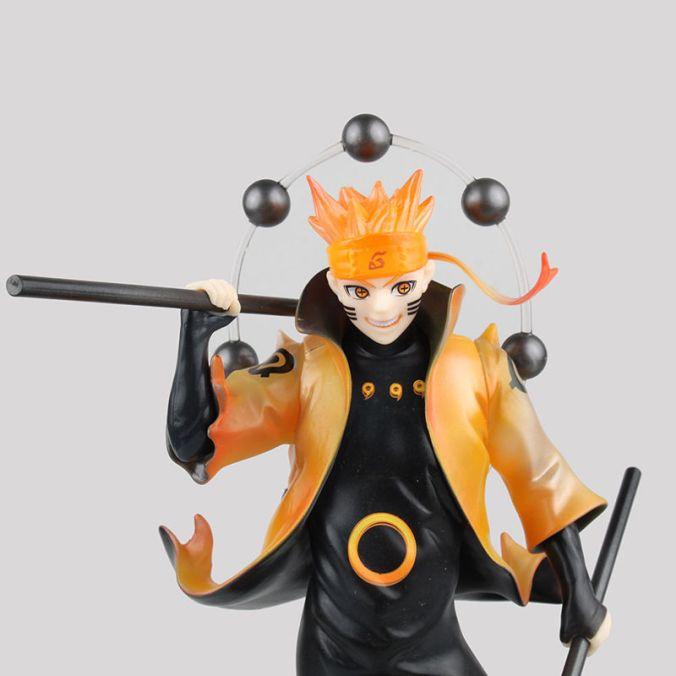Uzumaki Naruto Rikudou Sennin Mode - MegaHouse - Rubrica AntiBootleg - Foto 12