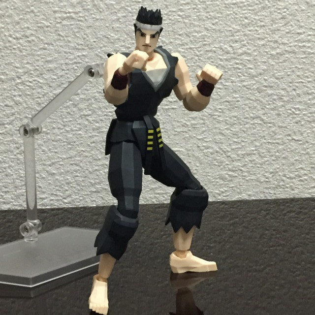 figma FREEing Virtua Fighter released 01
