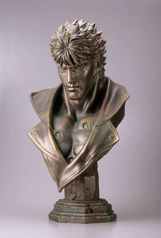 hokuto-no-ken-kenshiro-bust-bronze-style-ver-kaiyodo-itakon-it-010