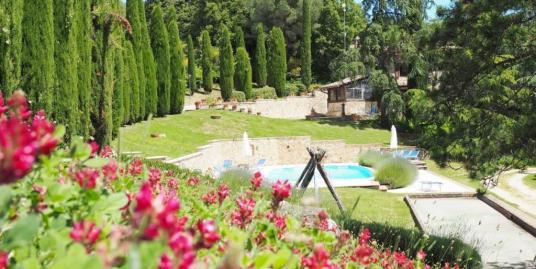 Аренда поместья в Тоскане