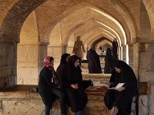 Iran, la scuola delle donne