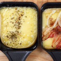 Room Service: Delicious and Cheesy Swiss Raclette