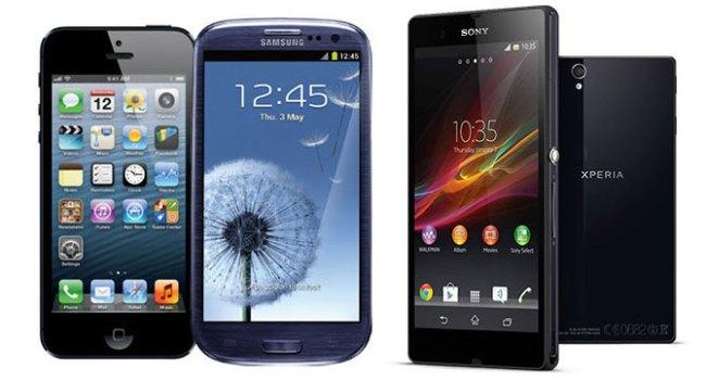 В 2014 году было продано более 1,2 млрд смартфонов, почти треть из них - в Китае