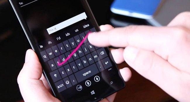Microsoft готовит виртуальную клавиатуру для iOS - Word Flow