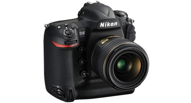 Nikon анонсировала флагманскую зеркальную камеру D5