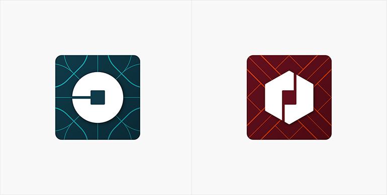 Uber представила новый логотип и новые иконки приложений