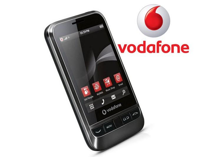 Vodafone Phones