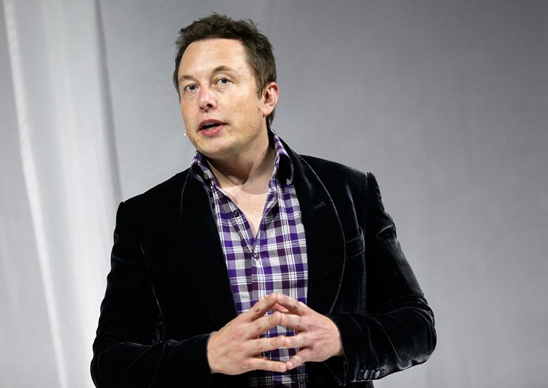 Илон Маск намекнул на возможность создания электрического самолёта с вертикальным взлётом и посадкой