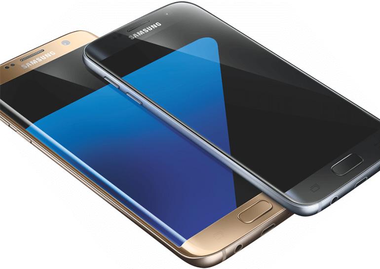 Смартфон Samsung Galaxy S7 засветился на «живой» фотографии