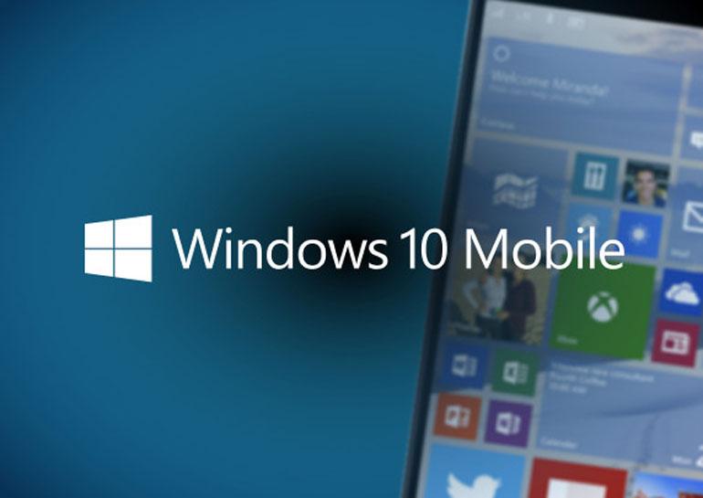 Microsoft выпустила обновление до Windows 10 Mobile для некоторых своих смартфонов