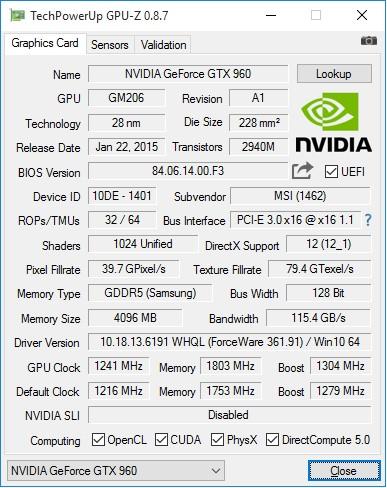 MSI_GTX960_GAMING_4G_GPU-Z_info_OC-Mode