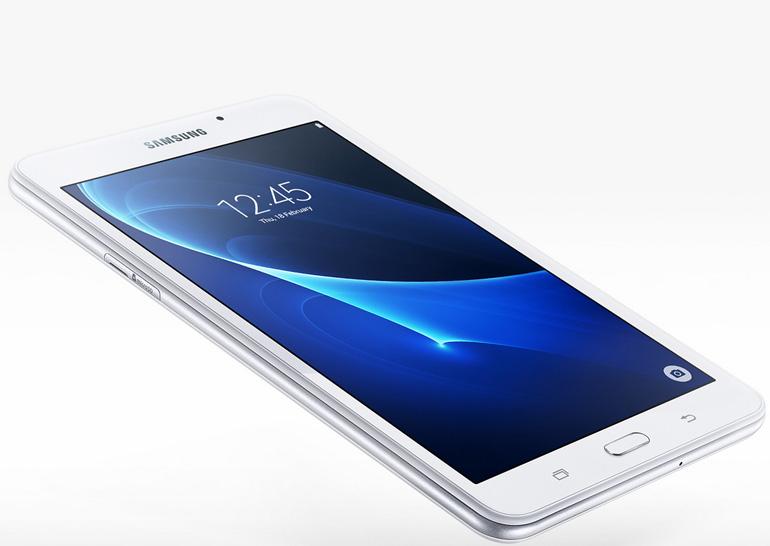 Samsung выпустила 7-дюймовый планшет Galaxy Tab A (2016)