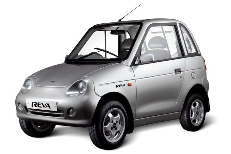 revai-electric-car