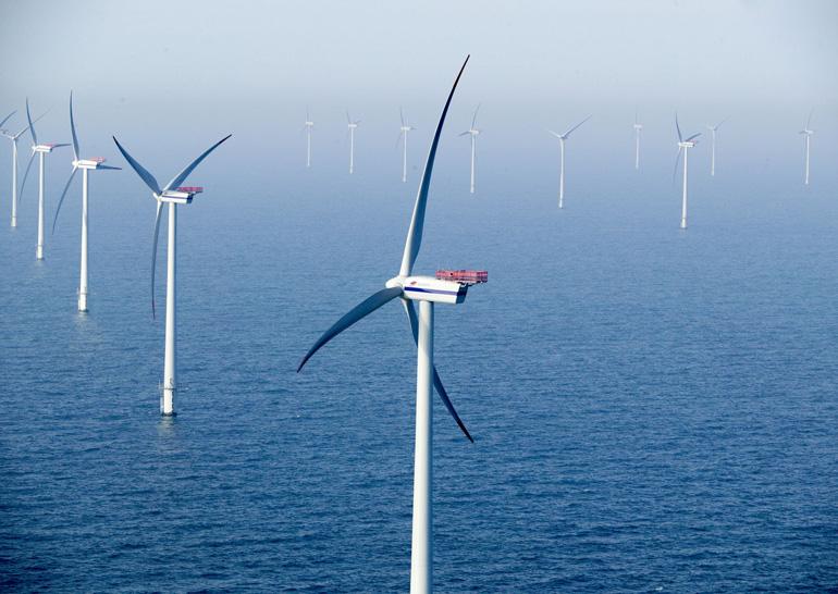 Наибольшую вмире ветряную электростанцию построят вСоединенном Королевстве