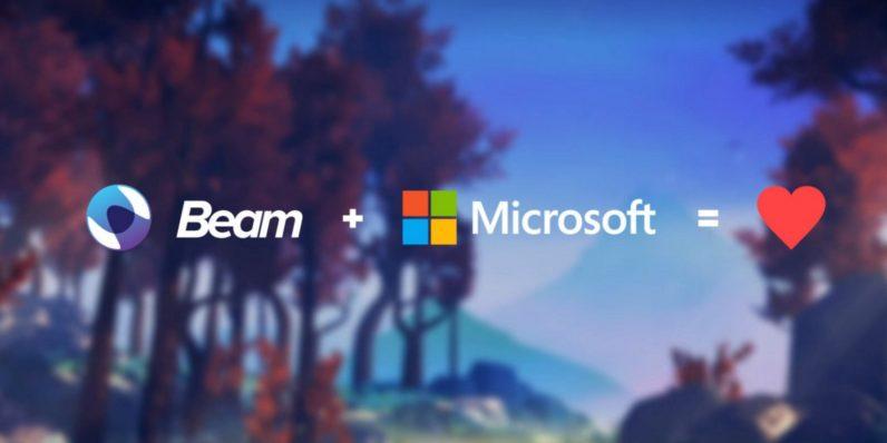 Компания Microsoft приобрела сервис Beam для интерактивной трансляции игр