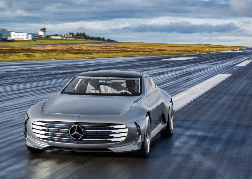 Benz будет выпускать электромобили под маркой MEQ
