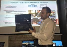 Lenovo привезла в Украину обновленные ThinkPad
