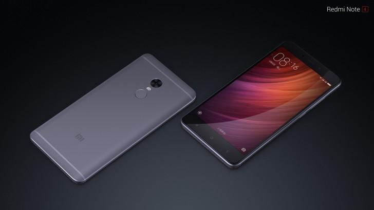 Смартфон Xiaomi Redmi Note 4 з 10-ядерним процесором Helio X20 і батареєю на 4100 мАг надійде в продаж за ціною від $ 135