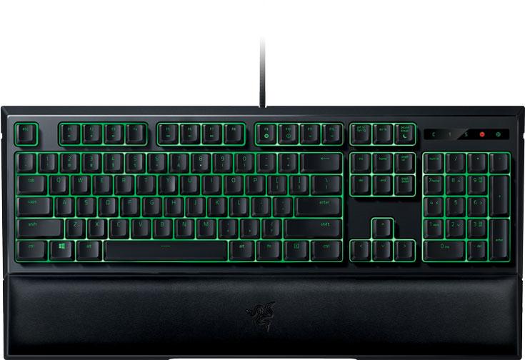 Razer анонсировала механико-мембранную клавиатуру Ornata