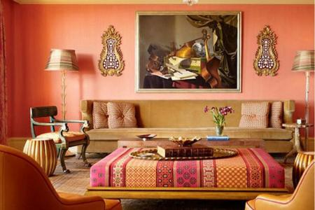 mexican interior design living room for small space