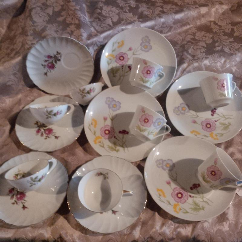 Large Of Unique Tea Sets