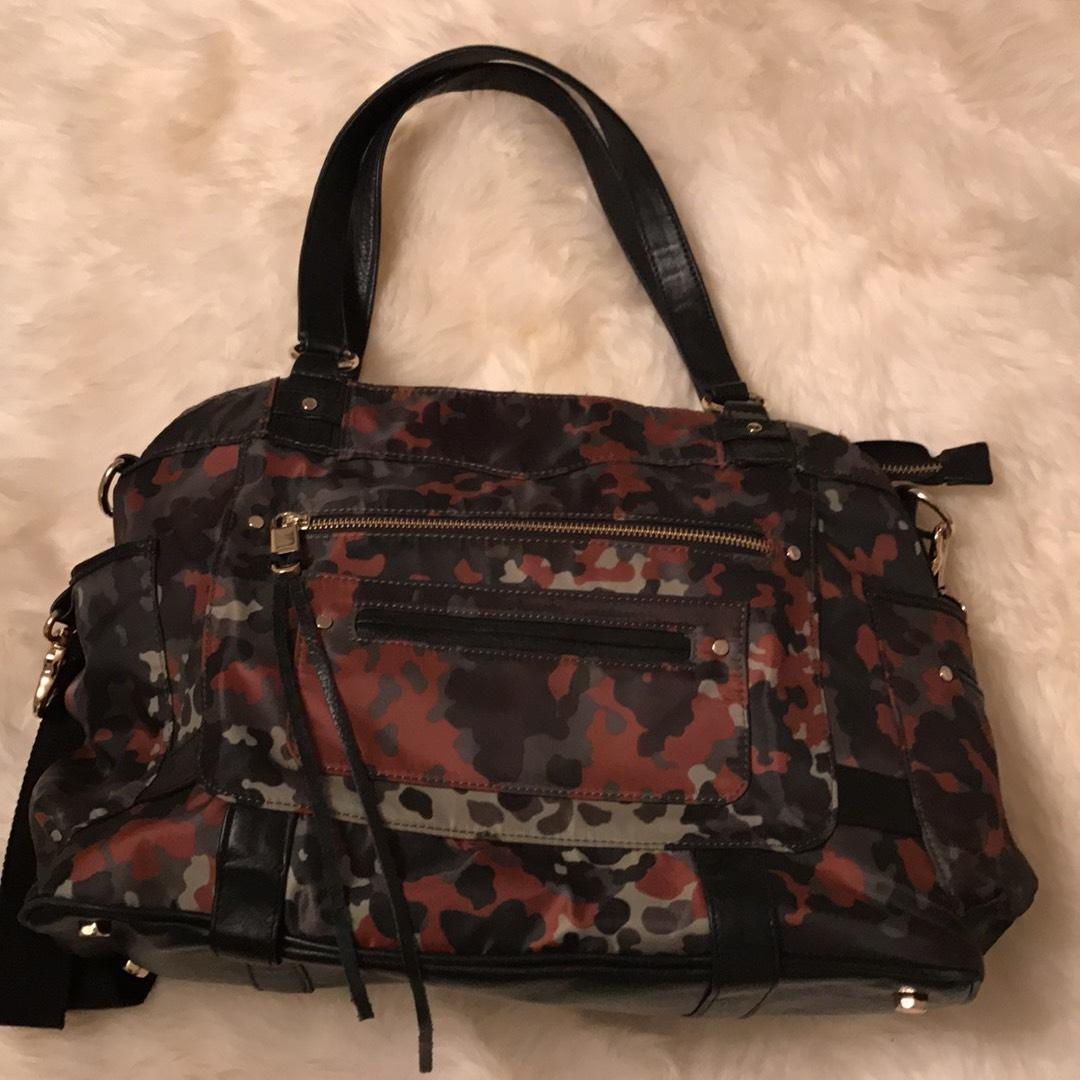 Fullsize Of Camo Diaper Bag