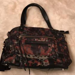 Small Of Camo Diaper Bag
