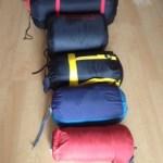 【我が家のキャンプアイテム】モンベルの寝袋・シェラフ