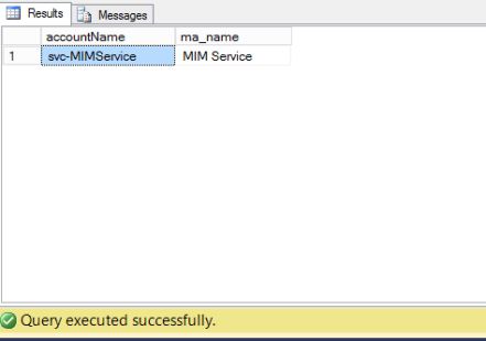 FIM Synchronization Service - List of Users Missing a Connector to the AD MA
