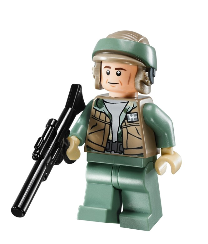 Soldato ribelle