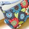 初ヴェラ・ブラッドリー 「Flower Shower」のプリントの『City Shoulder Bag』を買ったよ