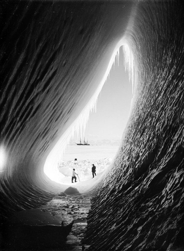Ice-cave-antartica-herbert-ponting-main
