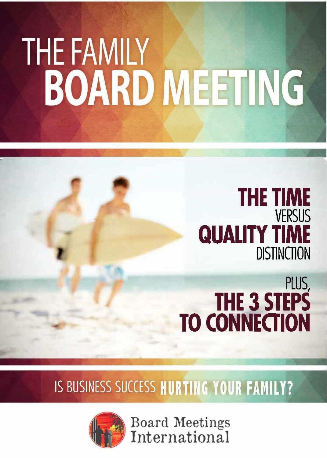 Jim Sheils - The Family Board Meeting