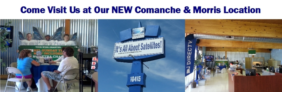 Come Visit Us at Our New Location