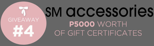 SM Accessories Giveaway #4