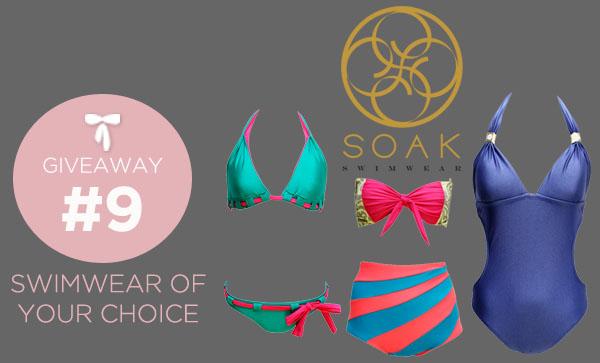 Soak Swimwear Giveaway #9