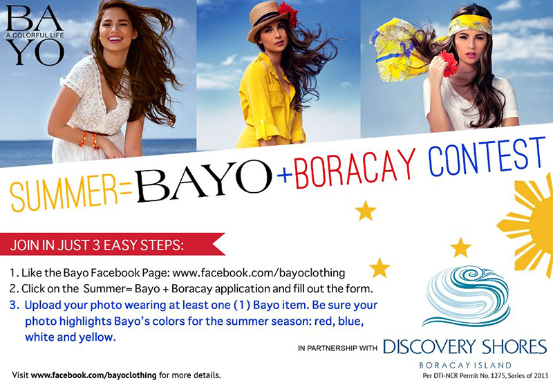 Bayo Summer promo_official eflyer