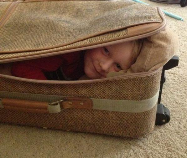 e suitcase