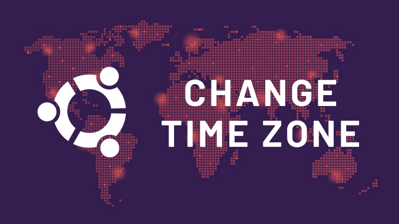 How to  Change Time Zone in Ubuntu
