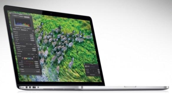 Apple Retina MacBook Pro