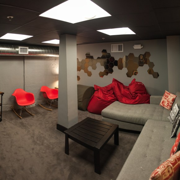 WeWork Game Lounge and Xbox