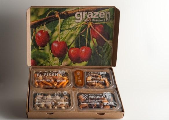 Graze Box of Healthy Snacks