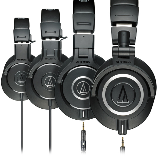 Audio-Technica ATH Lineup